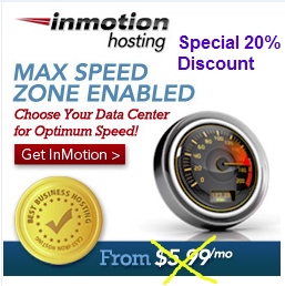 InMotion Special Discount